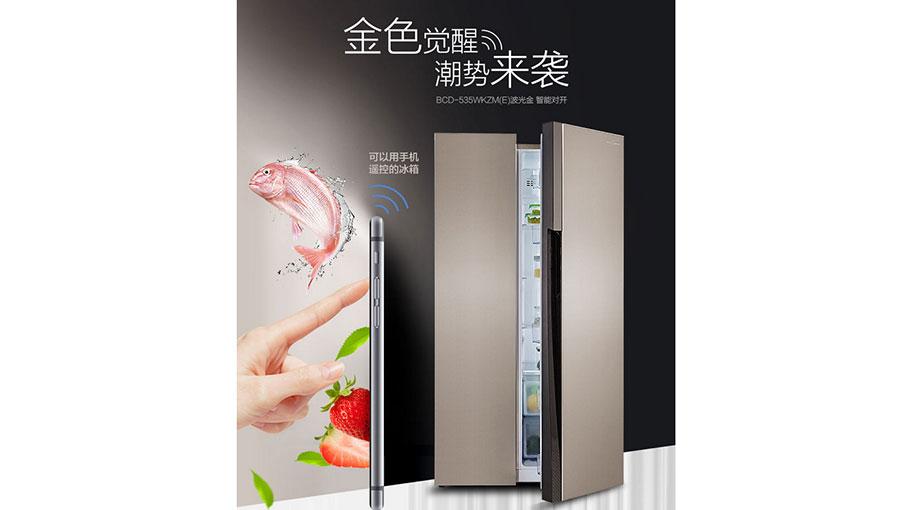 合肥美的电冰箱有限公司