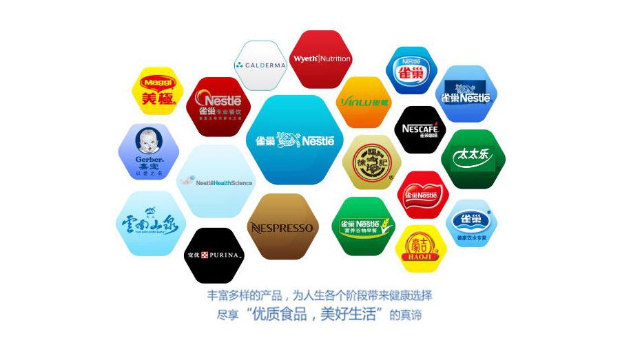 雀巢(中国)有限公司