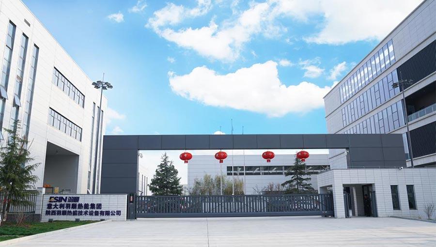 陕西羽顺热能技术设备有限公司