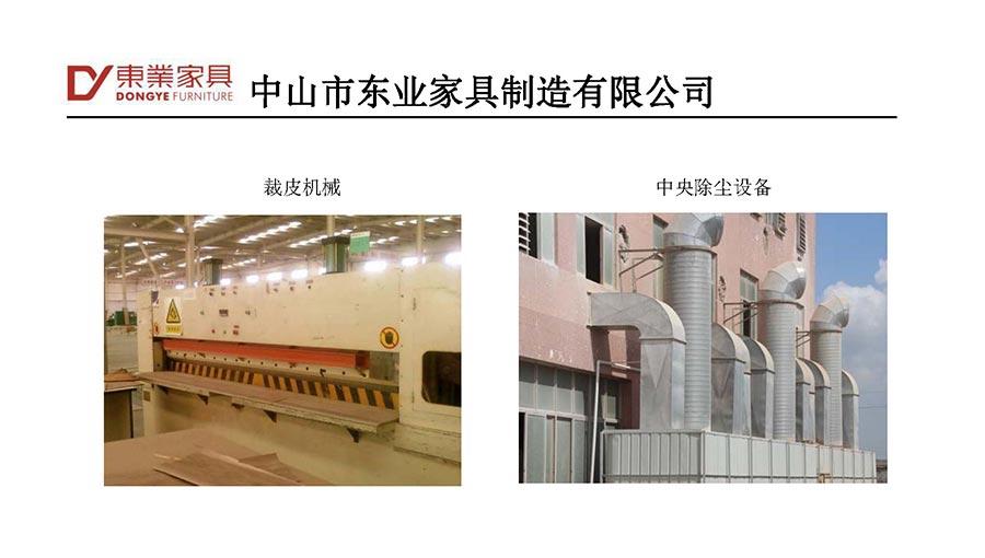 中山市东业家具制造有限公司