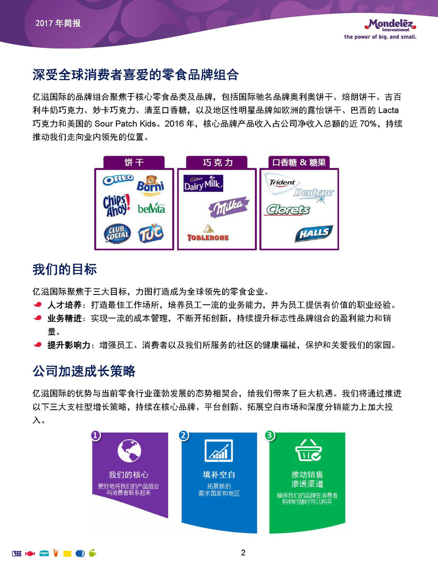 亿滋食品企业管理(上海)有限公司