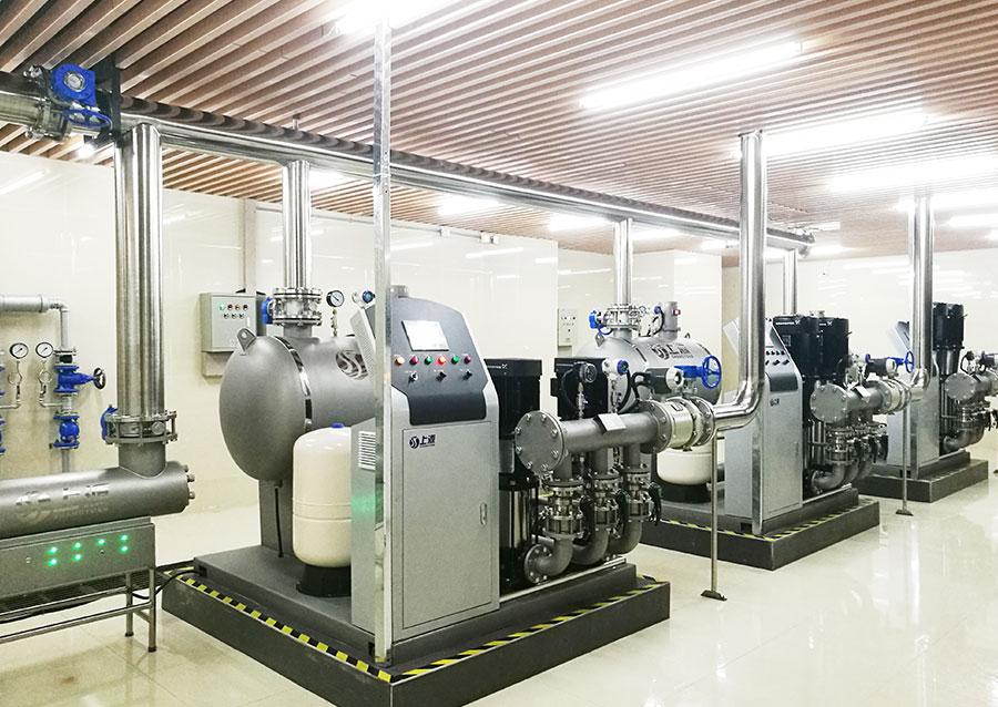上海上源泵业制造有限公司