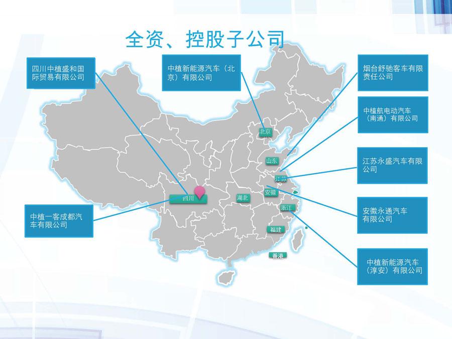 中植新能源汽车有限公司